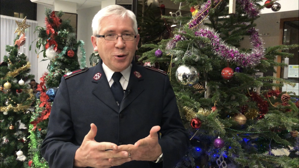 Message de Noël du Colonel Daniel NAUD