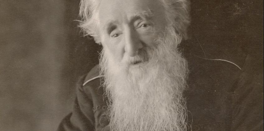 William Booth Armée du Salut Londres 1878